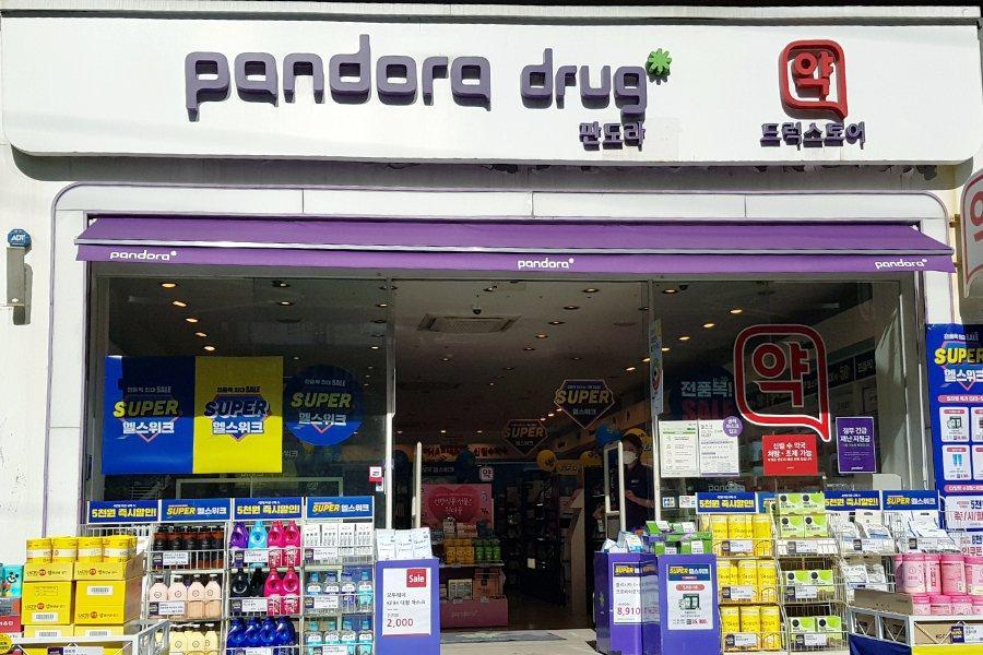 Pandora drug